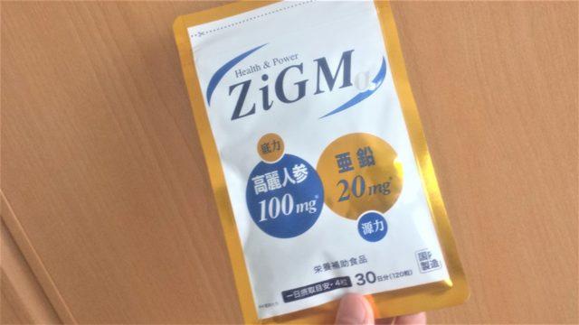 ZiGMα(ジグモアルファ)